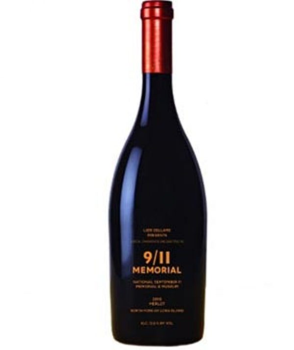 NY winery releases 9/11 memorial wines