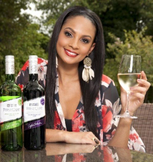 Alesha Dixon fronts First Cape campaign