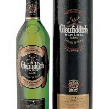 glenfiddich12yo special Single Malt