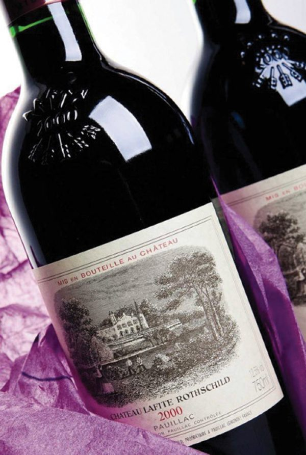 The role of a fine wine exchange