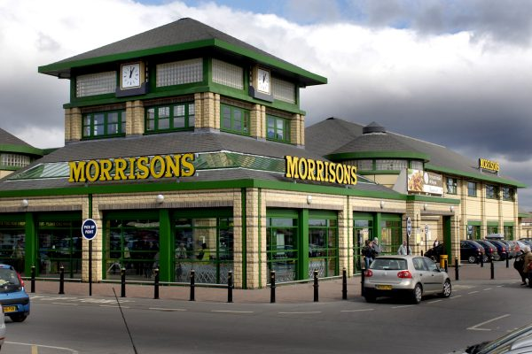 Morrisons makes a Champagne mistake