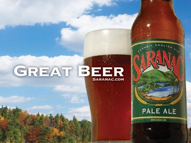 The Matt Brewery's pale ale (Image © Matt Brewery)