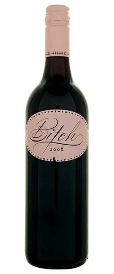 Bitch wine from South Australia