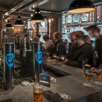 BrewDog's new bar opens in Bristol