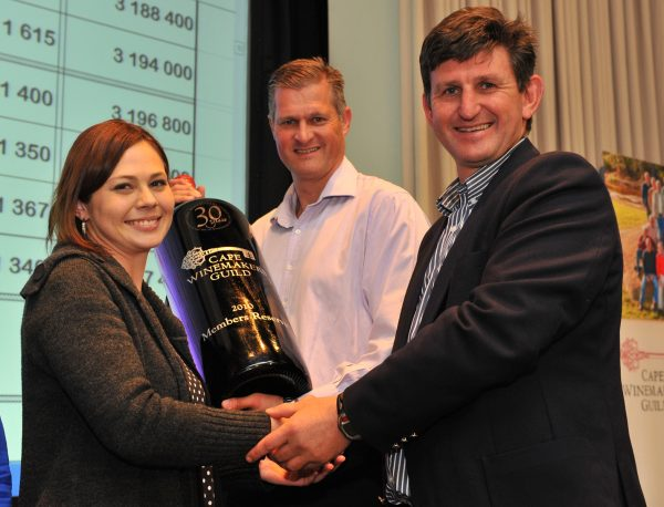 Record sales for Cape Winemakers Guild