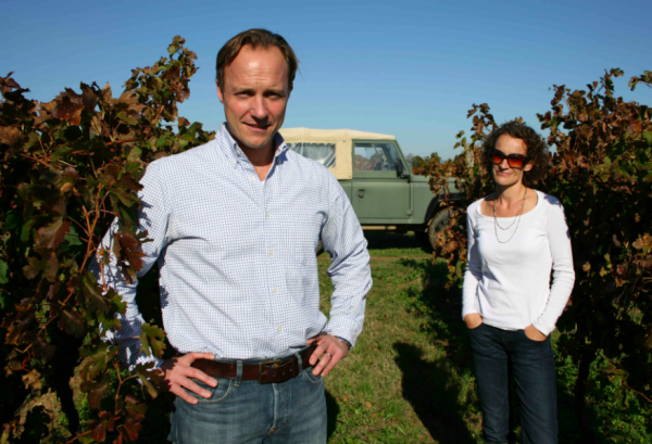 British winemakers in France attempt English sparkling