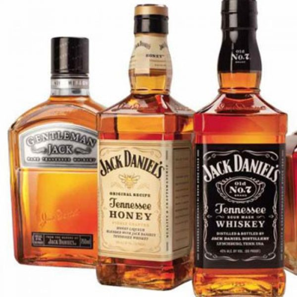 The world's 10 biggest spirits brands