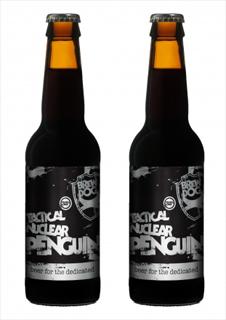 BrewDog's Tactical nuclear penguin beer
