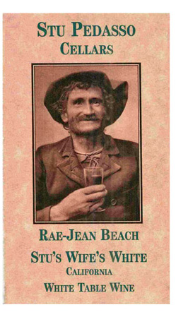 Rae Jean Beach from Stu Pedasso Cellars