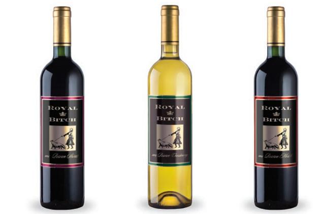 Royal Bitch wines