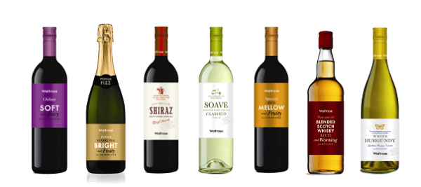 Waitrose targets sub £5 wine in own-label relaunch