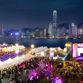 The Hong Kong wine fair has opened