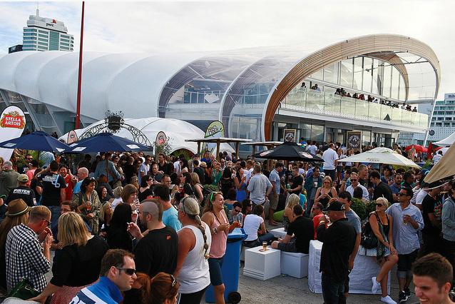 NZ beer festival