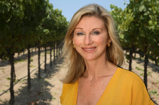 Debra Meiberg MW, Photo credit: Wine Times HK
