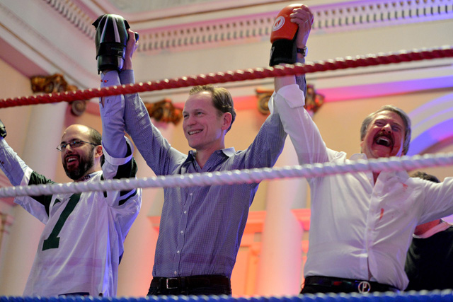 Whisky Fight Night from Simply Whisky (Image © Sir Colin Hampden-White)