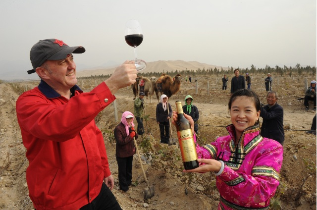 Ch Hansen, China