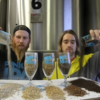 Brewdog mix it up