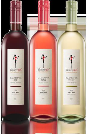 The Skinnygirl wine range