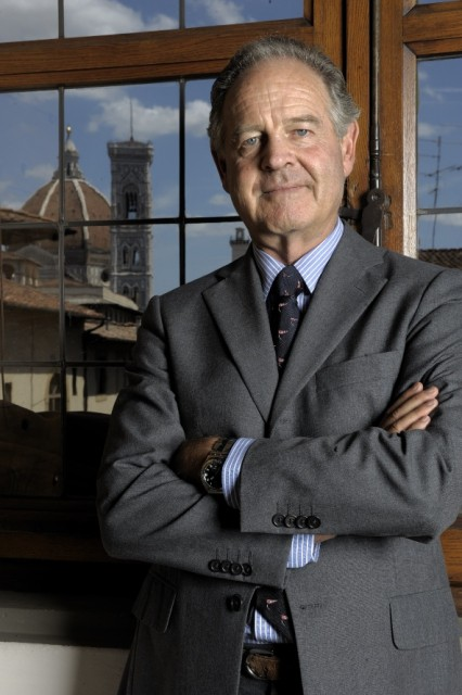 The current head of Antinori, Marchese Piero Antinori