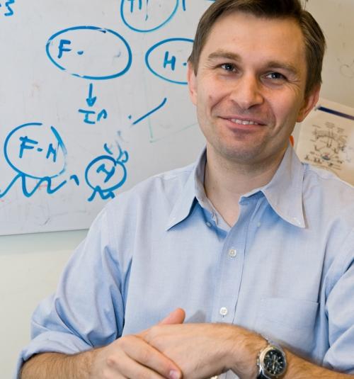 David Sinclair, professor of genetics at Harvard Medical School