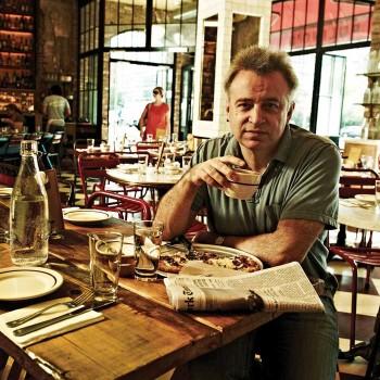 New York restaurateur Keith McNally