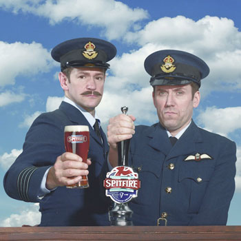 Spitfire Ale