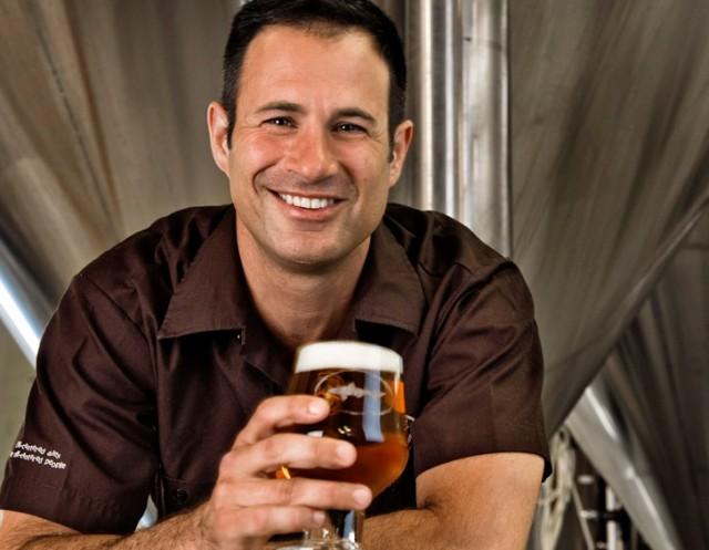 Sam Calagione, founder of Dogfish Head Brewery