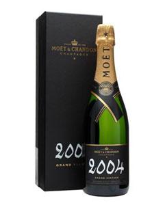 2004 Moet & Chandon Grand Vintage Champagne