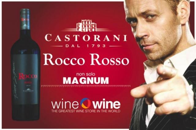 Rocco Rosso il vino di Rocco Siffredi non solo magnum
