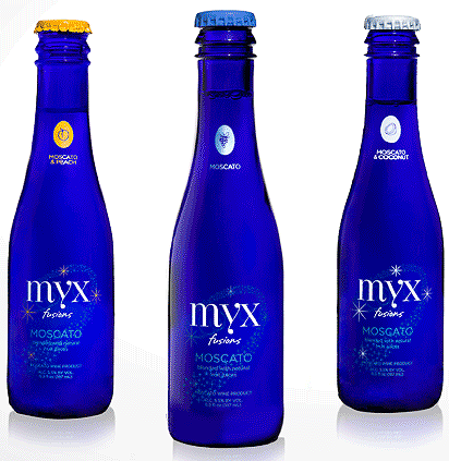 The Myx Fusions range