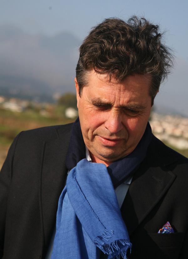 Denis Dubourdieu of 4G Wines