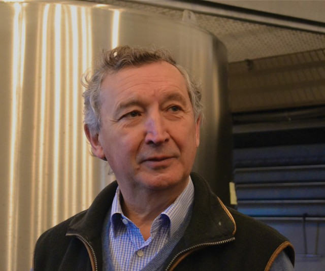 """Le Pin's Jacques Thienpont says he never set out to make a """"luxury"""" wine"""
