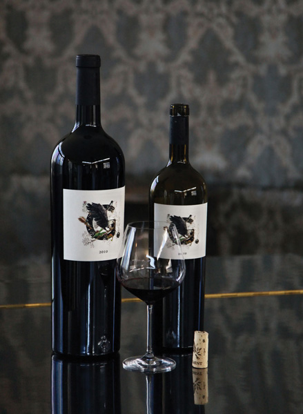 4G Wines' G at £250 a bottle