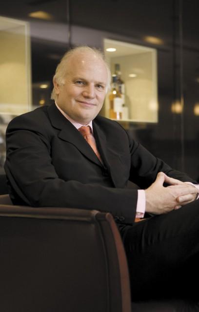 Moet Hennessy's Mark Bedingham