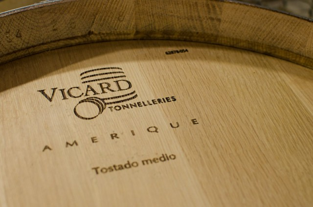 Barrel sales at Vicard are down 20% on five years ago