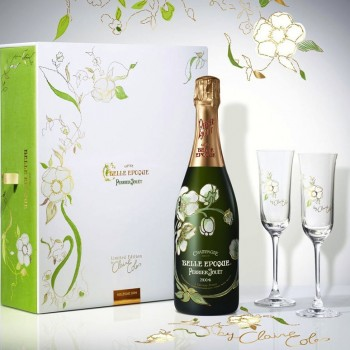 Perrier-JouÎt Champagne by Claire Coles