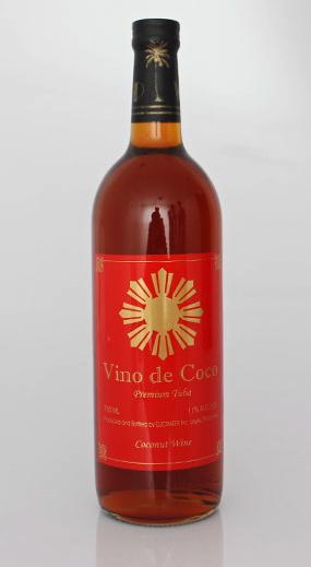 Vacal Vino de Coco