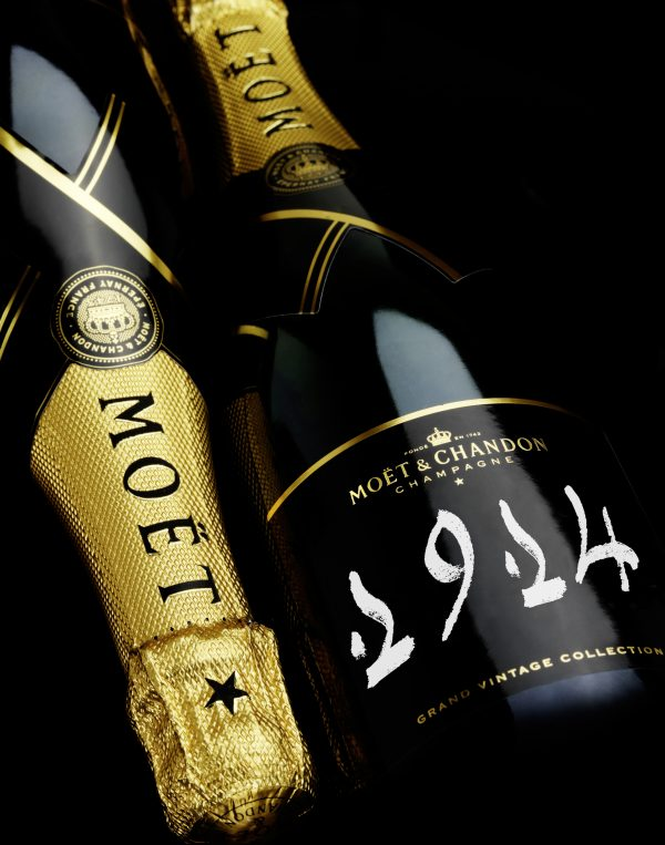 Moët to auction two bottles of 1914