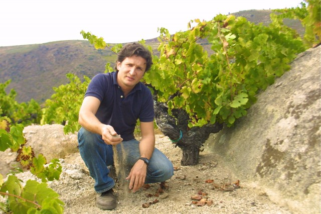 Rafael Palacios' Godello was voted Best White in Show at the Wines from Spain Awards 2013