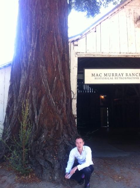 6 MacMurray Redwoods and Patrick