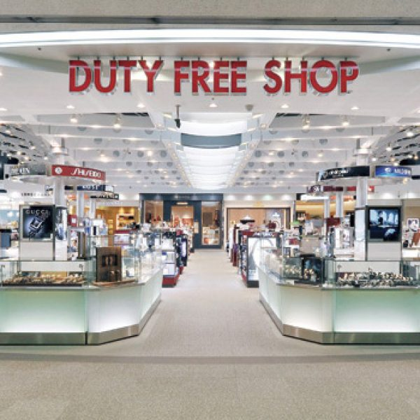 Travel retail sees sales value rise