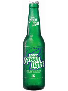 Rolling Rock Green Light