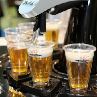 Asahi robotic barman