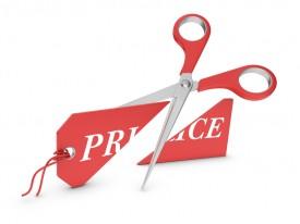 price-cutting image