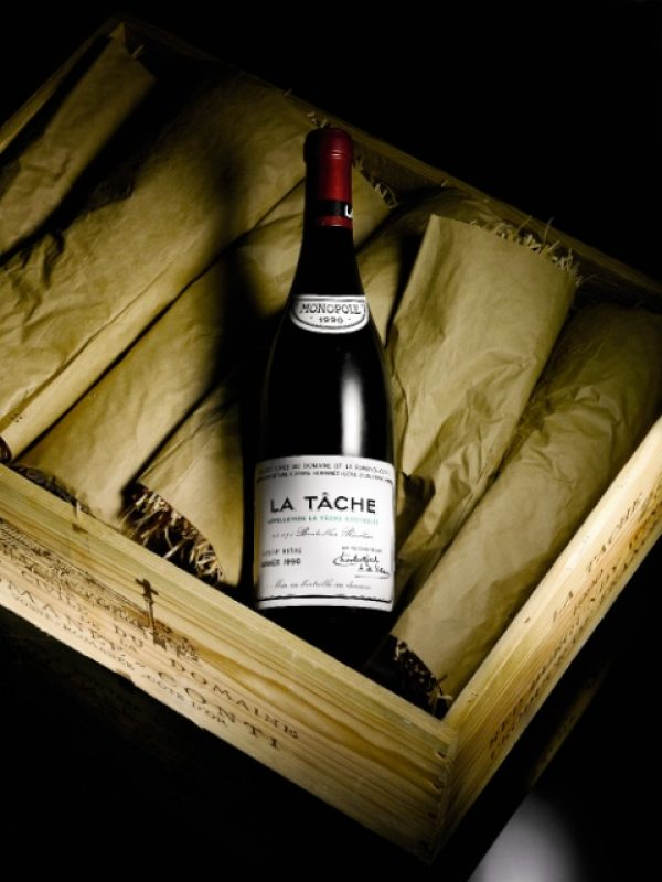 Burgundy continues unstoppable auction run