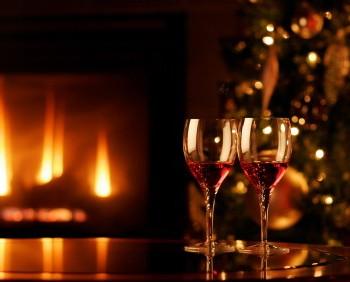 UK wine Christmas