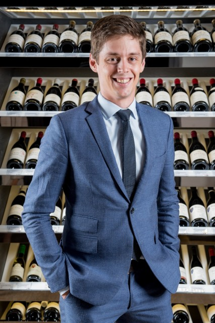 Mathieu Pouchan - Chief Sommelier of etc wine shops (1)