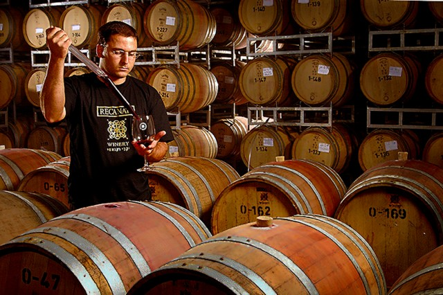 Recanati-Wine-barrel