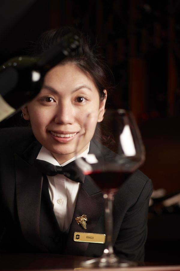 Top 10 sommeliers in Hong Kong