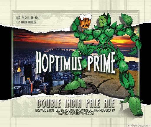 hoptimus-prime